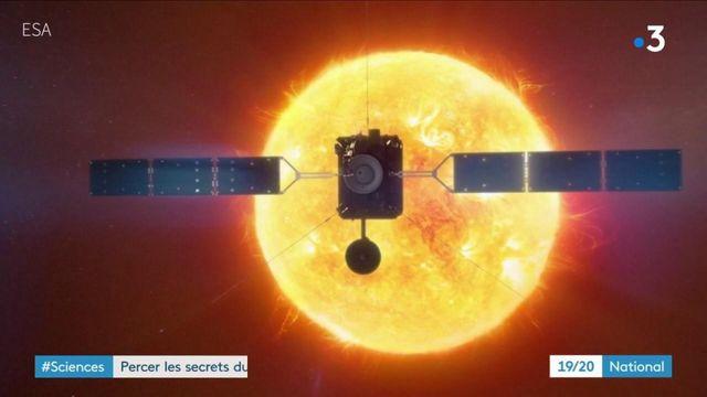 Sciences : percer les secrets du soleil