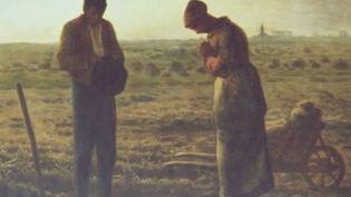 """""""L'Angélus"""" de Jean-François Millet, un tableau à l'origine d'une tempête médiatique (FRANCE 2)"""