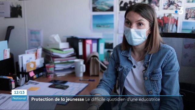 Justice : portrait d'une éducatrice de la protection de la jeunesse