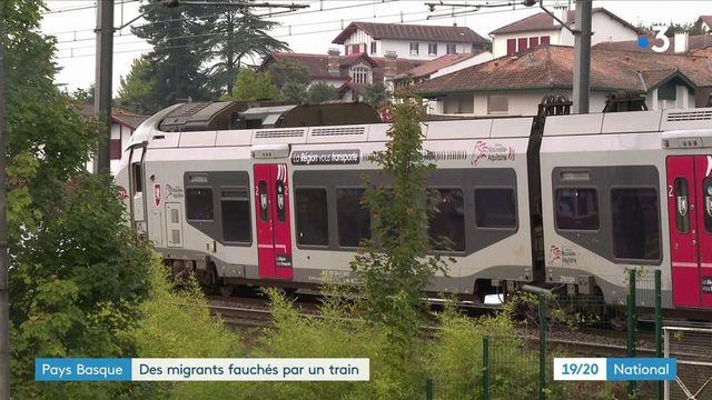 Pyrénées-Atlantiques : 4 individus percutés par un TER à Saint-Jean-de-Luz
