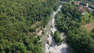 Rivière : la force tranquille de la Vésubie  (France 2)