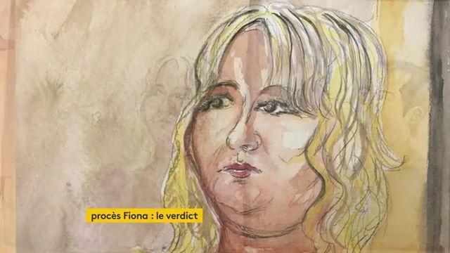Verdict du procès Fiona