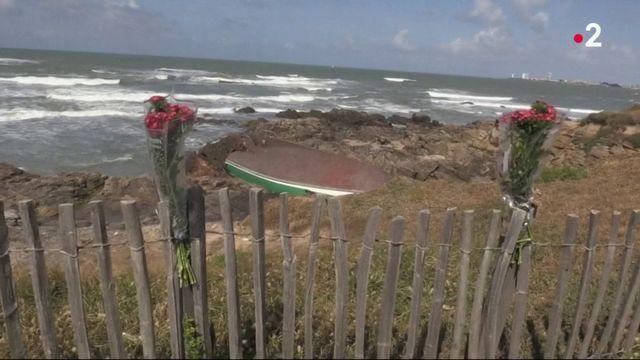 Sables-d'Olonne : les rescapés racontent le drame