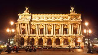 La place de l'Opéra à Paris. (ALLOVER / BLICKWINKEL / MAXPPP)