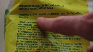 Alimentation : les légumes surgelés, bons pour la santé ? (France 2)