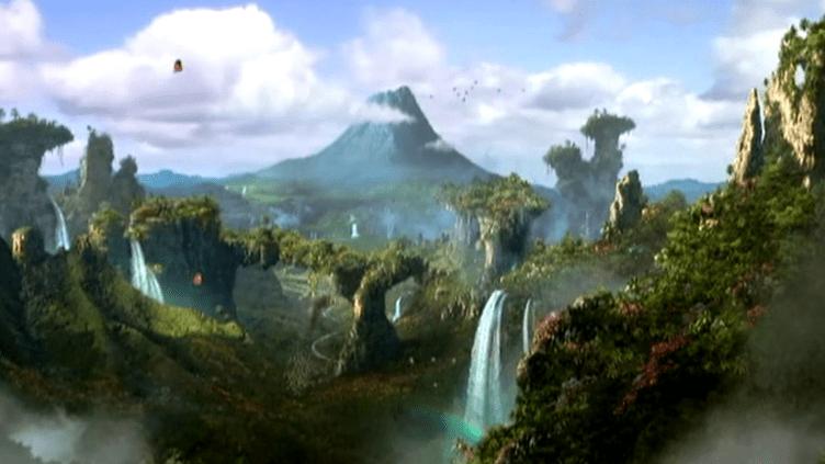Voyage au centre de la terre 2 : l'île mystérieuse  (Culturebox / France 2)