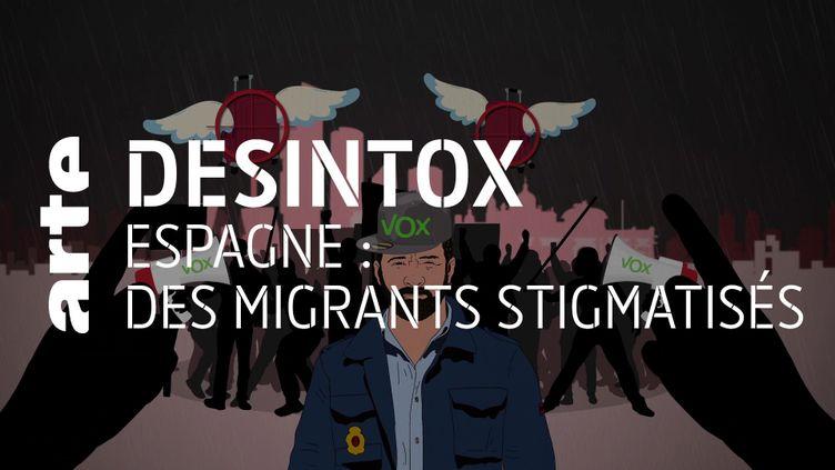 Désintox. Espagne : non, un mineur étranger isolé ne touche pas 4700 € par mois (ARTE/2P2L)