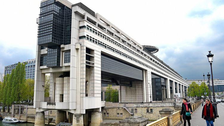 Le ministère de l'Économie et des Finances, à Paris, le 16 avril 2019. (CEDRIC JACQUOT / MAXPPP)