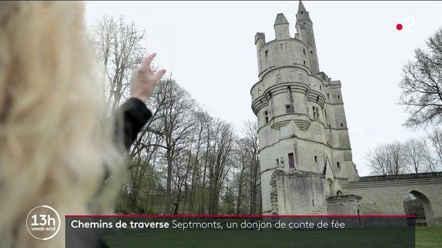 Aisne : à la découverte du château de Septmonts