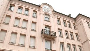 L'Hôtel d'Angleterre de Vittel continuera d'accueillir des touristes  (France3 / Culturebox)