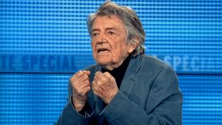 Jean-Pierre Mocky, invité du Soir 3 le samedi 23 mai 2015.  (France 3)