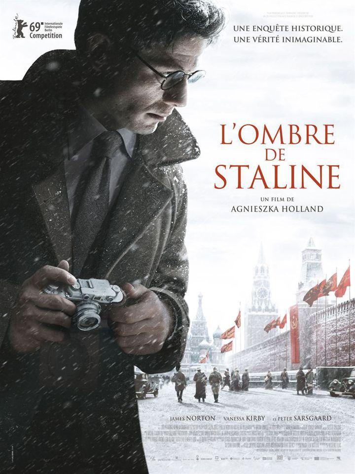 """L'affiche de """"L'Ombre de Staline"""" deAgnieszka Holland. (CONDOR DISTRIBUTION)"""