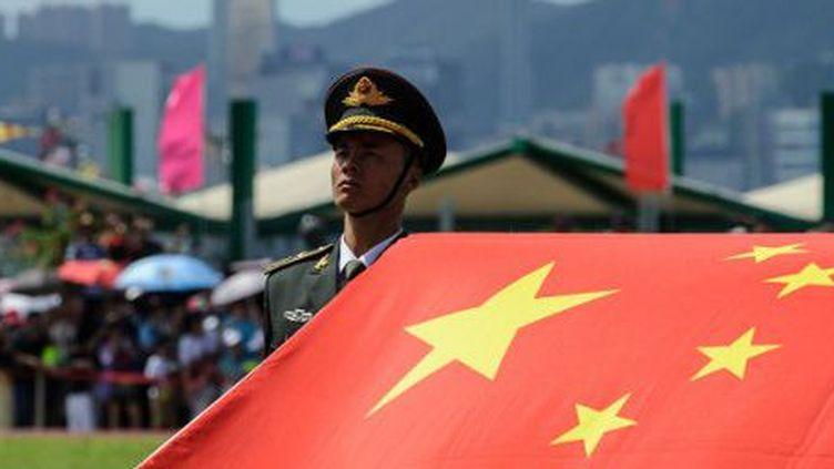 Le rêve chinois a pour but de donner un renouveau à la nation chinoise. (Anthony Wallace/AFP)