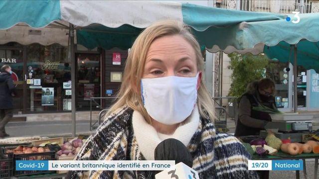Coronavirus : un cas positif au variant du virus identifié en France