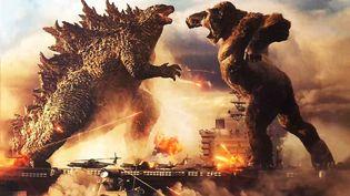 """Si """"Godzilla vs. Kong"""" sortira directement sur les plateformes de streaming dans un premier temps, son distributeur Warner a précisé ne pas exclure une sortie en salles ultérieure. (WARNER BROS. FRANCE)"""