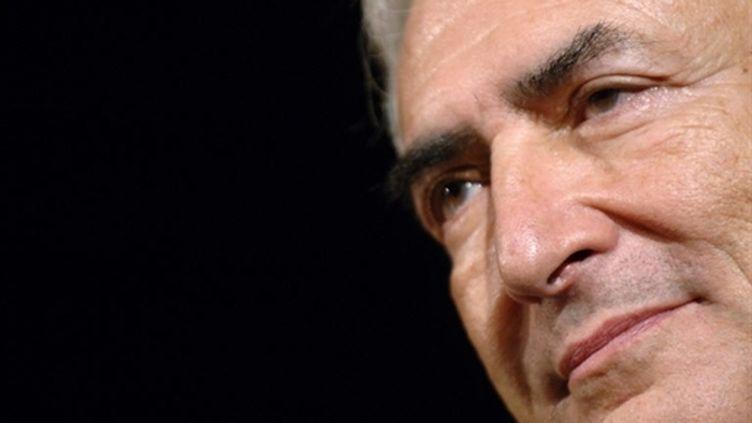 Dominique Strauss Kahn, directeur général du FMI (archives) (AFP - Jean-Philippe Ksiazek)