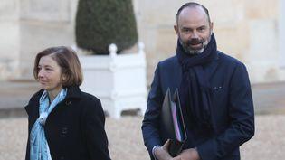 Le Premier ministre Edouard Philippe le 6 janvier 2020 à Paris. (LUDOVIC MARIN / AFP)