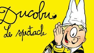 """Affiche de """"Ducobu le spectacle"""" (Photo DR)"""
