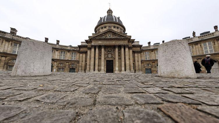 L'Académie française a approuvé, jeudi 28 février, la féminisation des noms de métiers. (LIONEL BONAVENTURE / AFP)