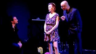 """""""LesCaprices de Marianne"""" mise en scène par Aymeric Chapuis au théâtre de la Semeuse de Nice  (France 3 / Culturebox)"""