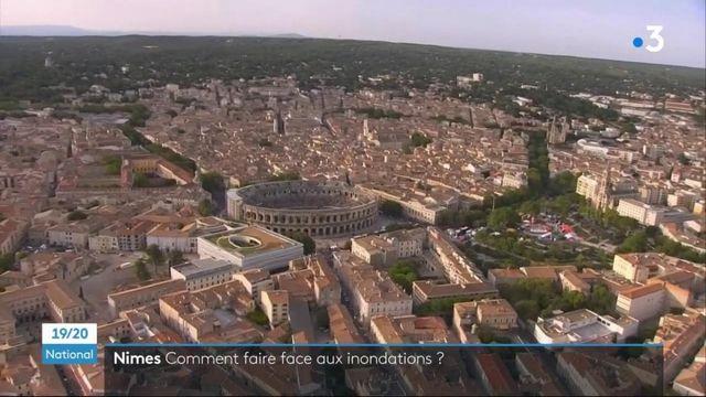 Nîmes : des solutions pour lutter contre les dégâts causés par les inondations