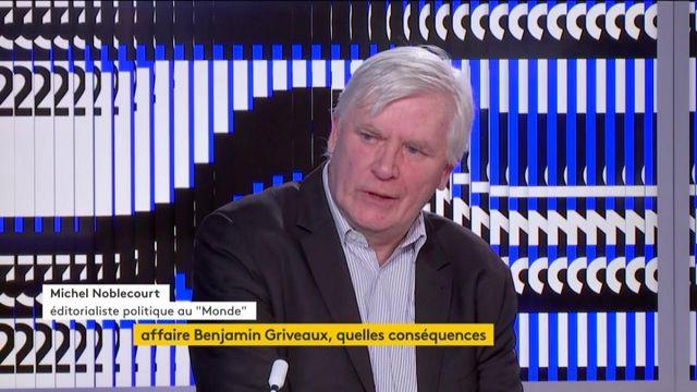 """Michel Noblecourt : """"C'est un coup dur pour le chef de l'état qui les collectionne sur les élections municipales."""""""