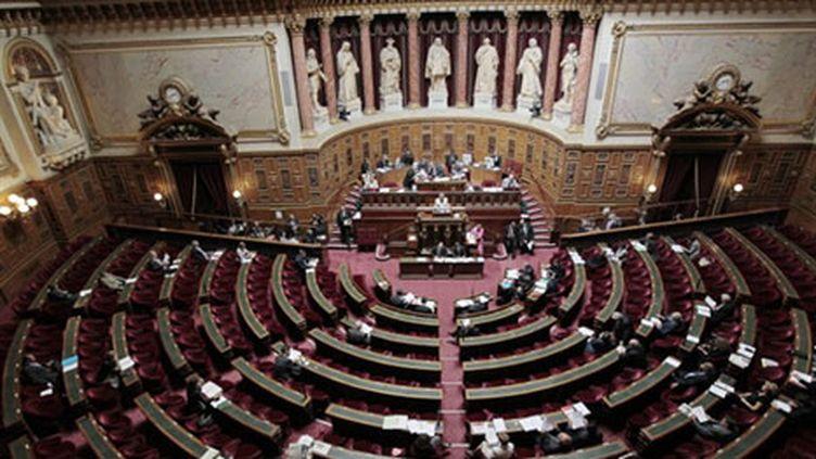 Le Sénat (AFP - Jacques Demarthon)