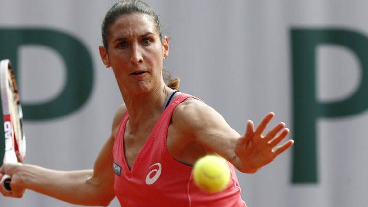 La joueuse française Virginie Razzano