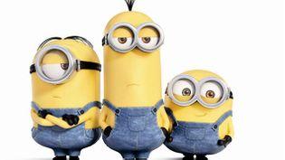 (Les Minions, en salle dès mercredi © Universal Pictures International France)