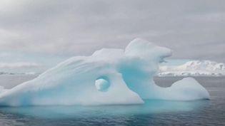 Réchauffement climatique : un iceberg à la dérive (France 2)