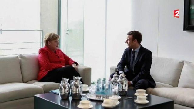 Emmanuel Macron élu : les réactions à l'étranger