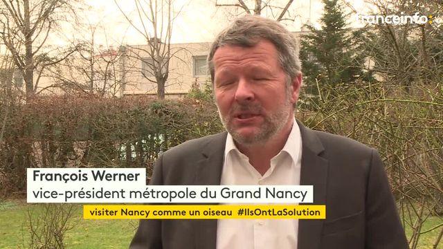 Des visites à 360 degrés du territoire de Nancy