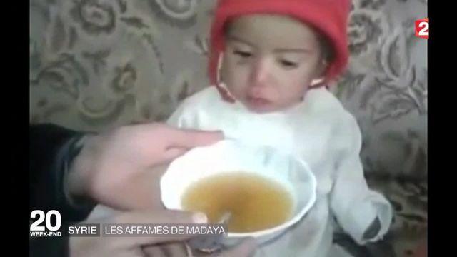 Les affamés de Madaya