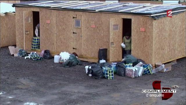 Complément d'enquête. De Sangatte à Calais : l'histoire sans fin
