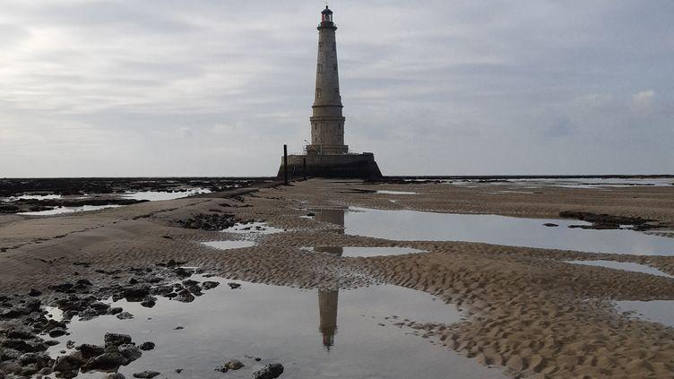 Le phare de Cordouan en janvier 2019. (MIKAËL ROPARZ / RADIOFRANCE)