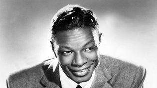 Nat King Cole en 1955  (Kobal / The Picture Desk / AFP)