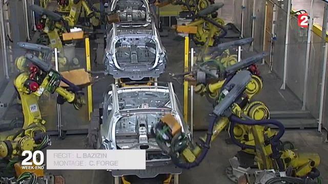 Coup d'accélérateur sur les ventes d'automobiles en France
