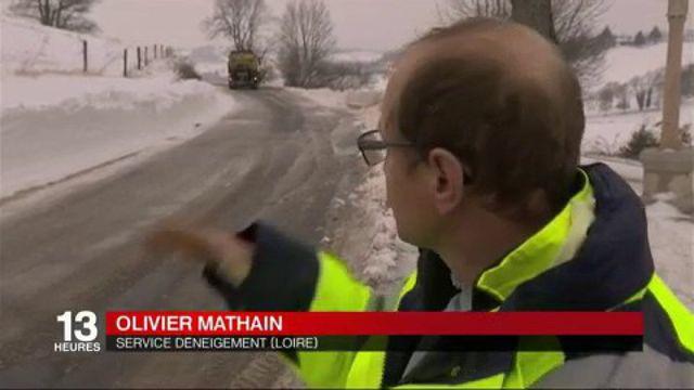 Loire : le jour le plus froid