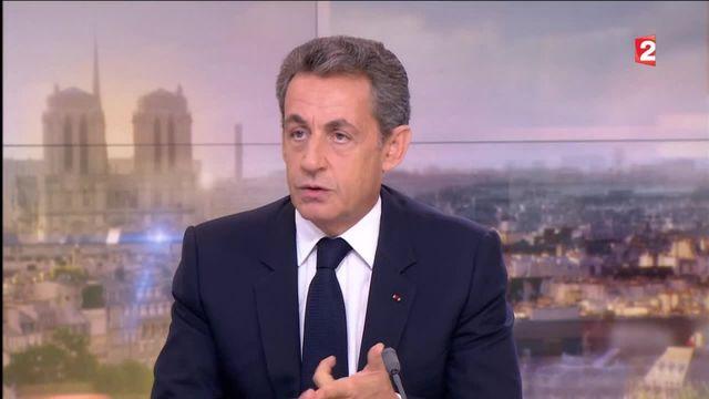 Nicolas Sarkozy veut un référendum sur les fichés S et le regroupement familial