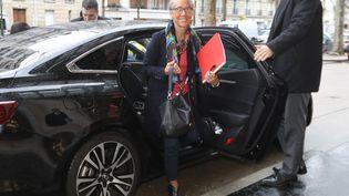 La ministre des Transports, Elisabeth Borne, le 1er février 2018 à Paris. (AFP)