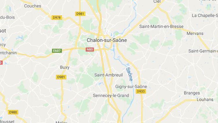 L'opération s'est déroulée le 24 janvier 2018, à l'hôpital de Chalon-sur-Saône (Saône-et-Loire). (GOOGLE MAPS)