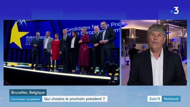 Elections européennes : l'âpre bataille pour être président de la Commission