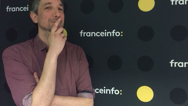 Guillaume Meurice (SOPHIE BRIA / RADIO FRANCE)