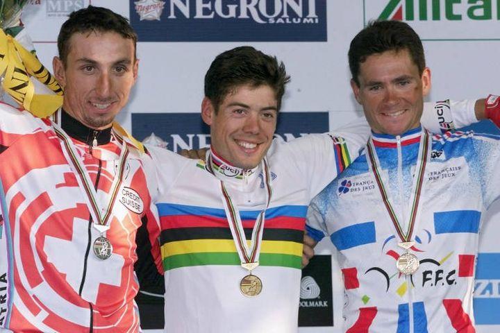Oscar Freire champion du monde 1999
