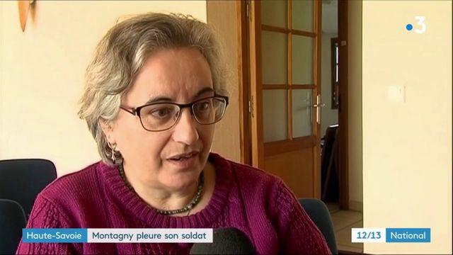 Haute-Savoie : Montagny-les-Lanches pleure son soldat