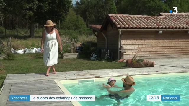 Vacances : les échanges de maisons plébiscités