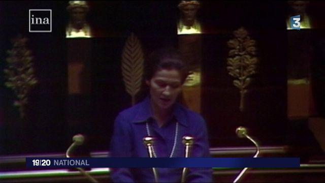 Loi Veil : quand Simone Veil subissait des attaques d'une violence inouïe