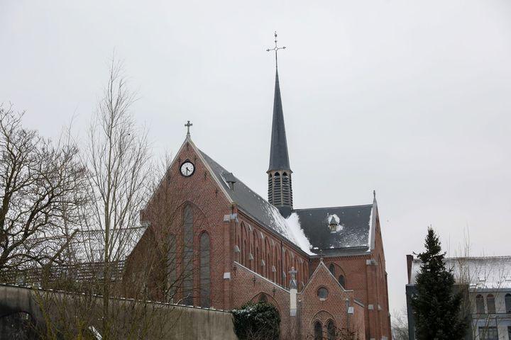 Eglise Saint-Joseph dans le quartier de l'Alma à Roubaix (PHOTOPQR/VOIX DU NORD/MAXPPP)