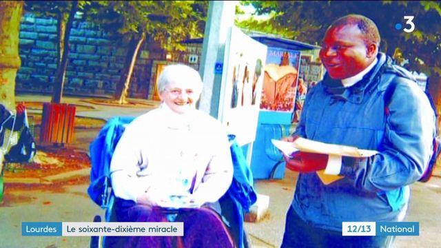 Lourdes : le soixante-dixième miracle