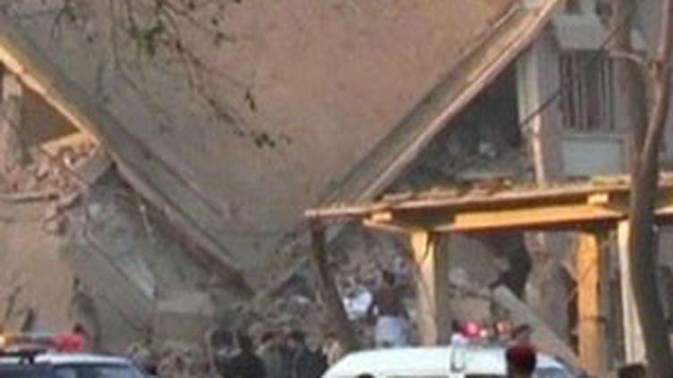Attentat contre les bureaux des services de renseignements à Peshawar au Pakistan le 13/11/09